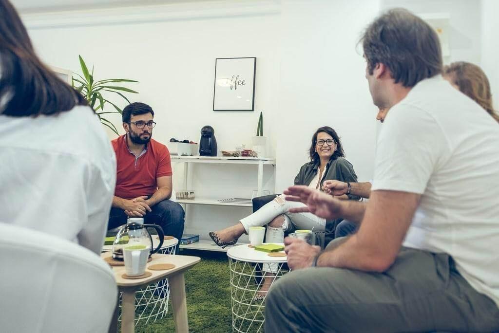 Ivory sesión de fotos corporativas a consultoría